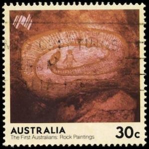 Python Stamp Australia